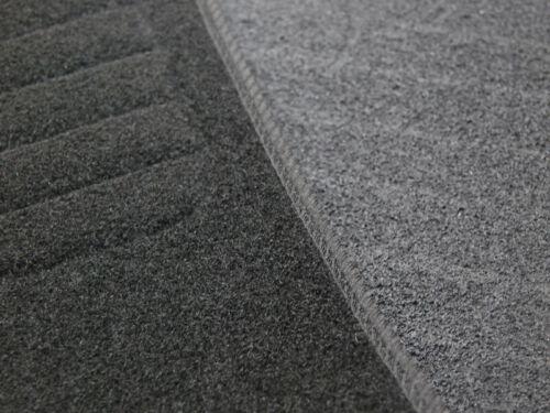 2008-2014 Automatten Passform STD Velours Fußmatten für Suzuki Splash Bj