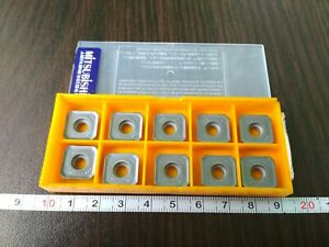 MITSUBISHI-SEMT-13T3AGSN-JM-MP6120-10-PCS-CARBIDE-INSERTS-FREE-SHIPPING