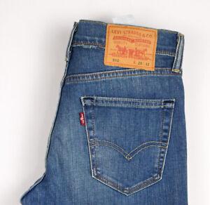 Levi's Strauss & Co Herren 510 Slim Jeans Stretch Größe W28 L32 ASZ537