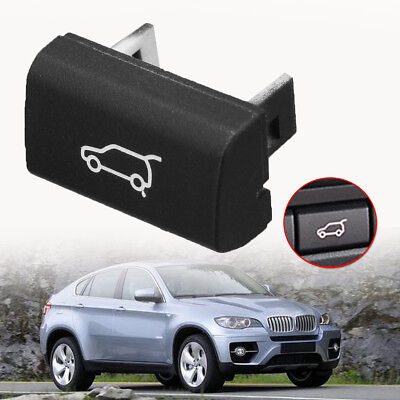 Fit For BMW X6 E71 2008-2014 Rear Bottom Tailgate Cover Trim 1PC