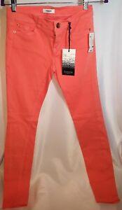 Nwt 25 ML88 28 Jeans Crush 28b8 Coral Kensie Femme Taille tQrdCsxh