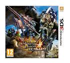 Monster Hunter 4 Ultimate for Nintendo 3DS 2015 PAL