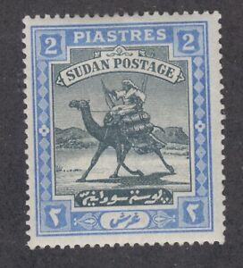 Sudan-Sc-14-MLH-1898-2p-ultra-amp-black-Camel-Post-Rider-F-VF