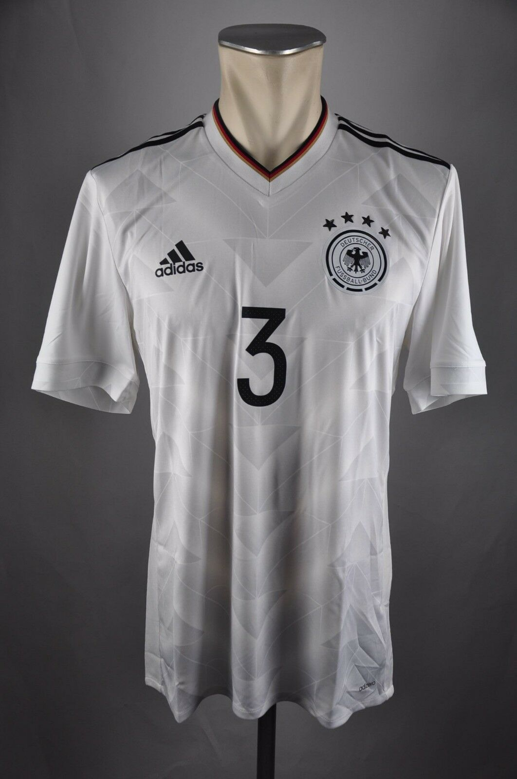 Deutschland Trikot Gr. 6 M  3 Adidas adizero 2017 DFB Germany Confed Cup Player