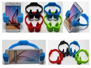 Universal-Tablet-Reader-Handy-iPad-oder-Smartphone-Halter-fuer-Tisch-Mobil-Holder