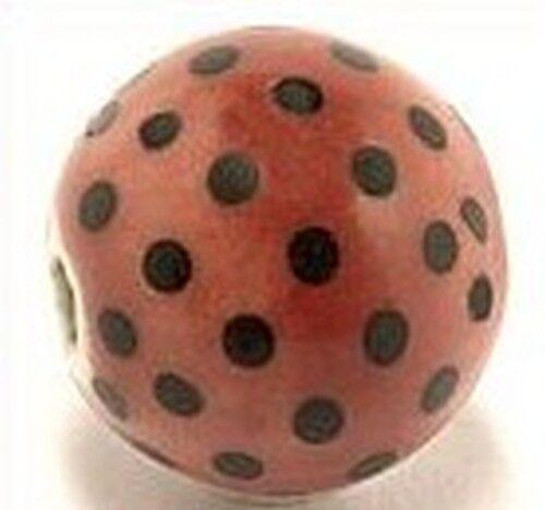 1 Céramique Perle katika environ 18 mm Baie