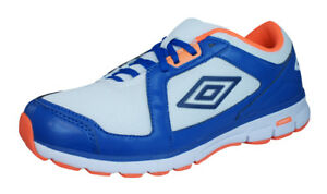 e1f49652a51 Image is loading Umbro-Trainer-League-Mens-Fitness-Sneakers-Shoes-White-