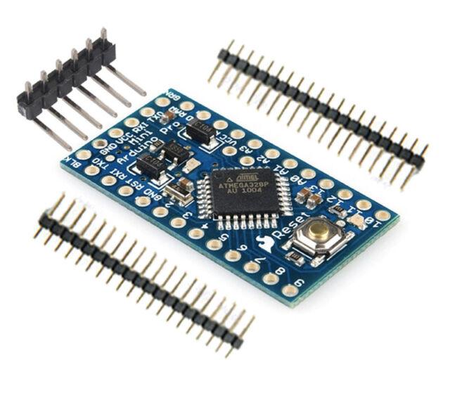 NEW Enhancement Pro Mini Atmega328 5V 16MHz Compatible to Arduino