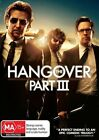 The Hangover : Part 3 (DVD, 2013)