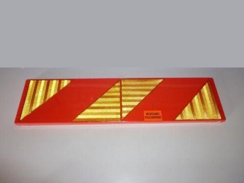 Federal Signal Markierungstafel LKW Spedition Auto RKL