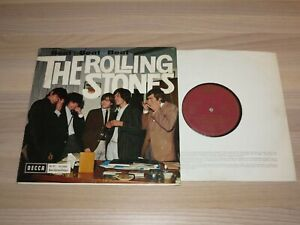 THE-ROLLING-STONES-10-034-EP-LP-BEAT-BEAT-BEAT-GERMAN-60368-DECCA-PRESS-in-VG