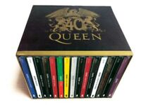 New The Queen 40th Anniversary 30 CD Box Set Album Full Collection Free Shipping