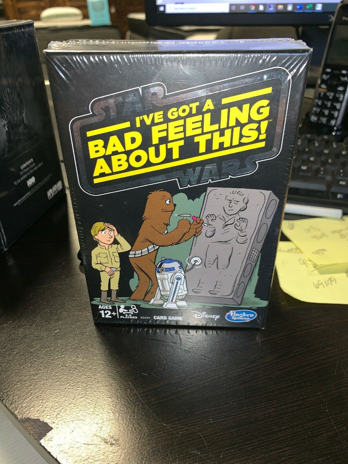 Star Wars Ive Got A Bad Feeling About This Card Game by Hasbro Disney Brand New