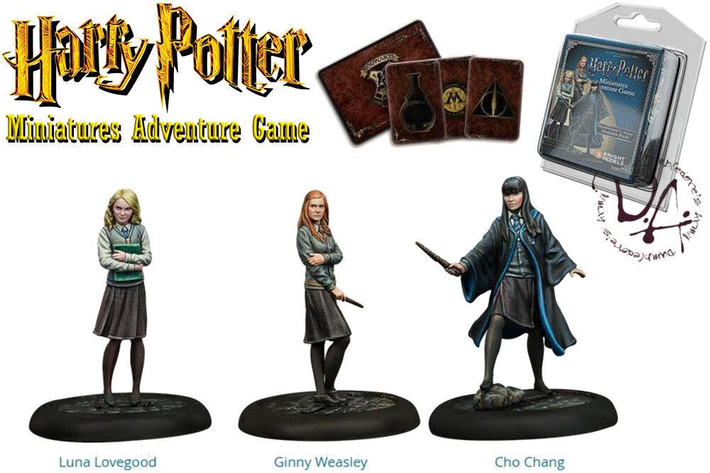 HARRY POTTER: Miniaturen Abenteuer GAME -Dumbledore Army Erweiterung