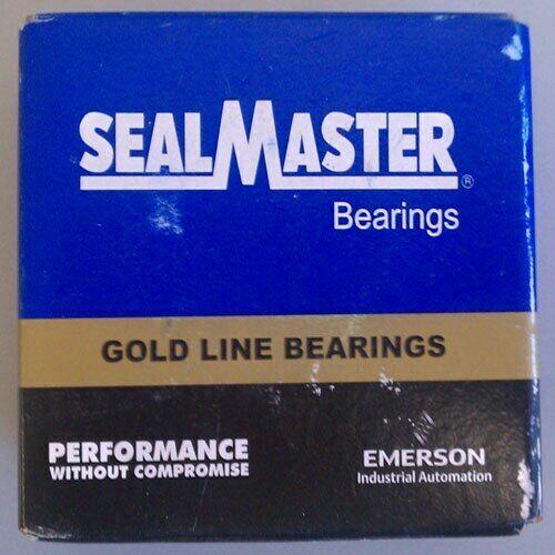 Setscrew Locking Collar 1 1//8 Thread Length 2-7//16 Bore Felt Seals Sealmaster SEHB-39 Eccentric Drive Type Hanger Bearing