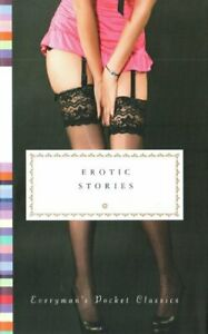 Erotic-Stories-Everyman-039-s-Library-POCKET-CLASSICS-New-Hardcover-Book
