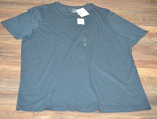 Sonoma Big /& Tall T-Shirt The Supersoft Tee Extremely Soft Breathable Pepper