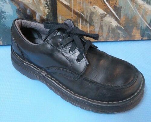 usm8 noir Taille à Maddock lacets cuir Richelieus en Dr Martens Chaussures US7 AwFPTT