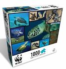 WWF 1000 Piece Puzzle - Sea Turtles