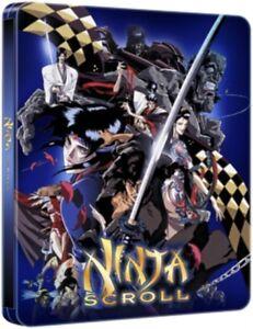 NEW-Ninja-Scroll-Steelbook-Blu-Ray