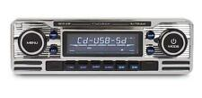 Classic Car Retro Style Chrome Car CD Player FM USB SD Aux Becker Style RCD120