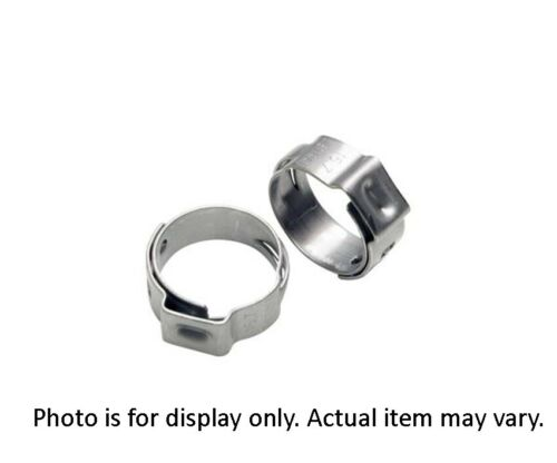10PK 13.2mm to 15.7mm Range Stepless Ear Clamps 12-0082 Motion Pro