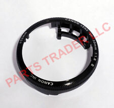 Canon EF 50mm 1.8 II Manual Focusing Ring Repair Part New OEM YA2-0424-000