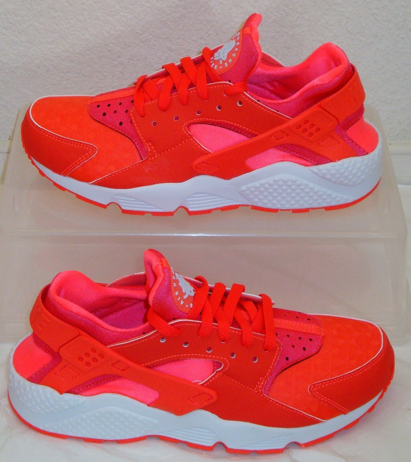 cheap for discount 3e187 dfdb6 Nike Nike Nike Air Huarache Run Crimson Womens US Size 8.5 61cfea