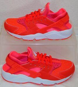 13f1005168fc3 Image is loading Nike-Air-Huarache-Run-Crimson-Womens-US-Size-