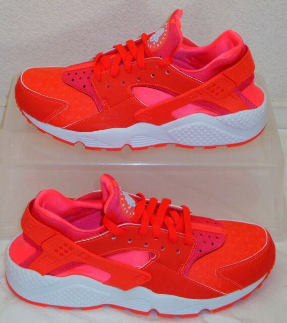 e976fa9005ee Nike Air Huarache Run Crimson Womens US Size 8.5 UK 6 EUR 40