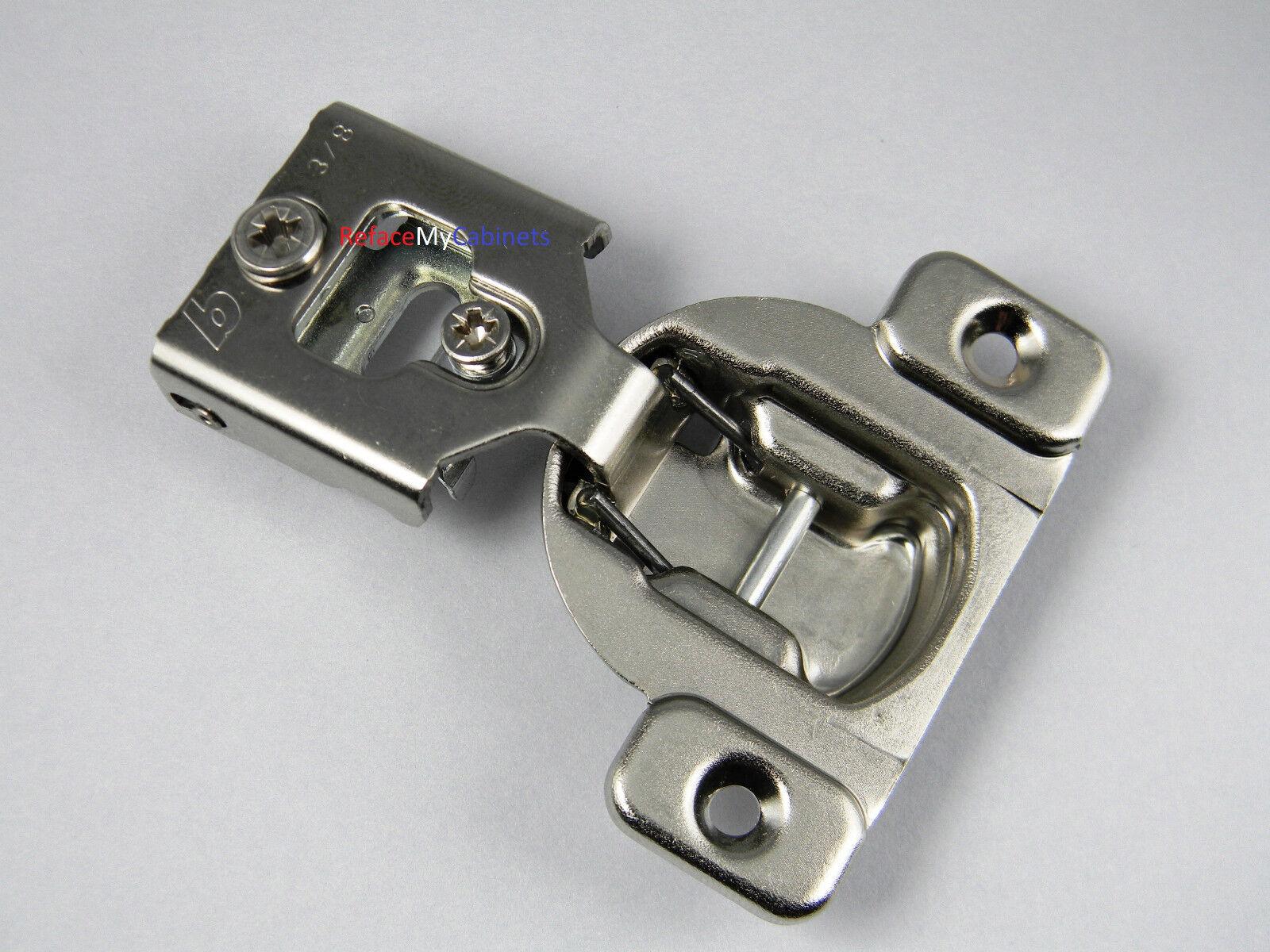 """Best Price on ! 10 Pack Blum Cabinet Hinges 38 N  3//8/"""" Overlay 38N355C.06"""