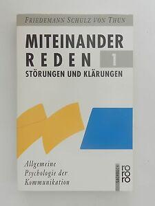 Friedeman-Schulz-von-Thun-Miteindander-reden-1-Stoerungen-und-Klaerungen-rororo