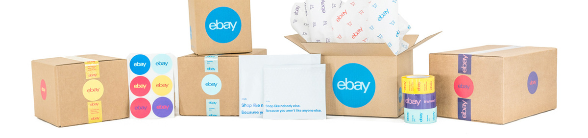Shop Event eBay Shipping Supplies Boxes, tape, envelopes, and more