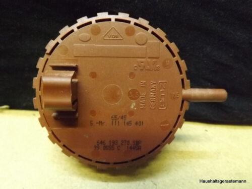 AEG Electrolux pression gardiens pression capteur de pression EMZ 39.0555c 65//45 111145401