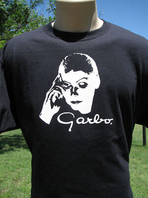 Greta Garbo T-Shirt Grand Hotel Ninotchka Camille