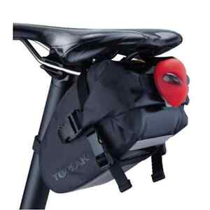 Bike Bicycle Cycling Saddle Seat Pack Tail Strap Storage Wedge Bag