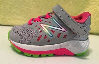 8   NEW NEW BALANCE FUEL CORE URGE SNEAKERS SHOES BOYS INFANT SIZES 7.5 7