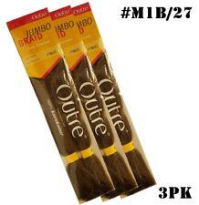 "Synthetic Hair Braids Kanekalon Jumbo Braid 26"" Outre #m1b/27 3pk"