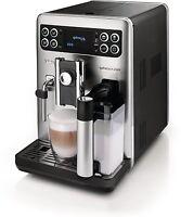 Philips Saeco HD8855/01 Exprelia Evo Edelstahl Kaffee Espresso Latte Vollautomat