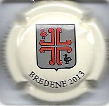 Capsule de champagne vve  Lanaud- J   2014 BREDENE 2013  N°17