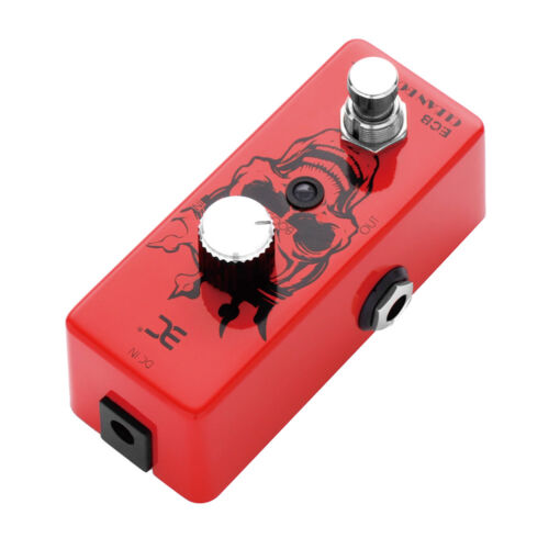 Bass Booster Pedal Ultra Clean Transparent Boost for Making Bass Sound Lively