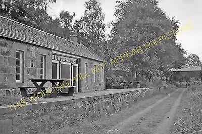 2 Blacksboat Advie Ballindalloch Railway Station Photo Grantown Line.