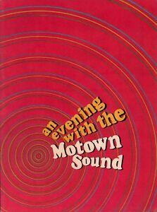 SUPREMES-TEMPTATIONS-FOUR-TOPS-1967-MOTOWN-SOUND-TOUR-PROGRAM-BOOK-NM-2-MT