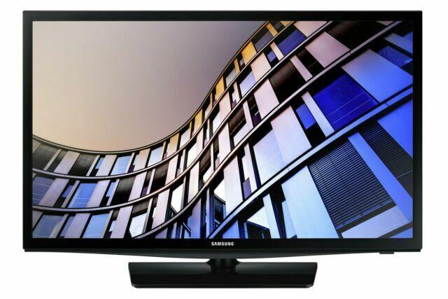"BRAND NEW Samsung UE24N4300 24"" Smart HD Ready TV - Glossy Black"