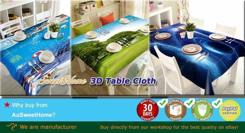 Center Of Square 3D Tablecloth Table cover Cloth Rectangle Wedding Wedding Wedding Party Banquet f752ce