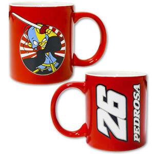 NUOVO-Moto-GP-Dani-Pedrosa-TAZZA-140-x-87cm-PRODOTTO-UFFICIALE-MOTOGP-COFFEE-CUP