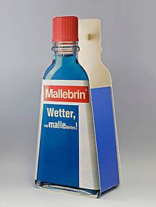 8375004-Werbeaufsteller-Mallebrin