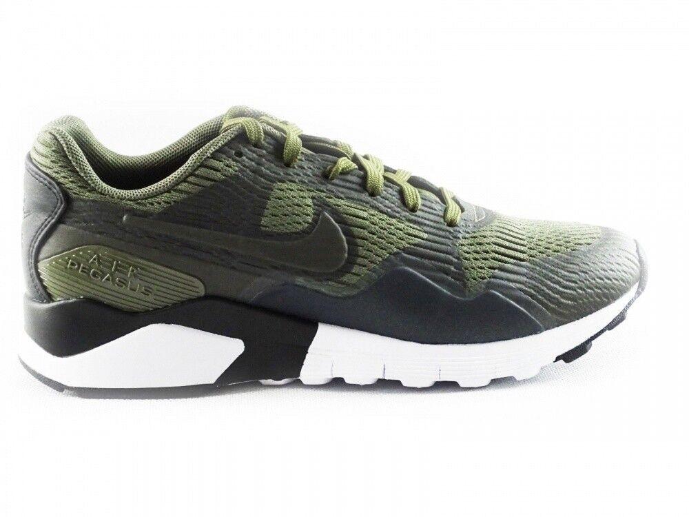 Zapatos promocionales para hombres y mujeres Nike Air Pegasus - Damen Turnschuhe - Sneaker - Olive - NEU - Gr. 38,5