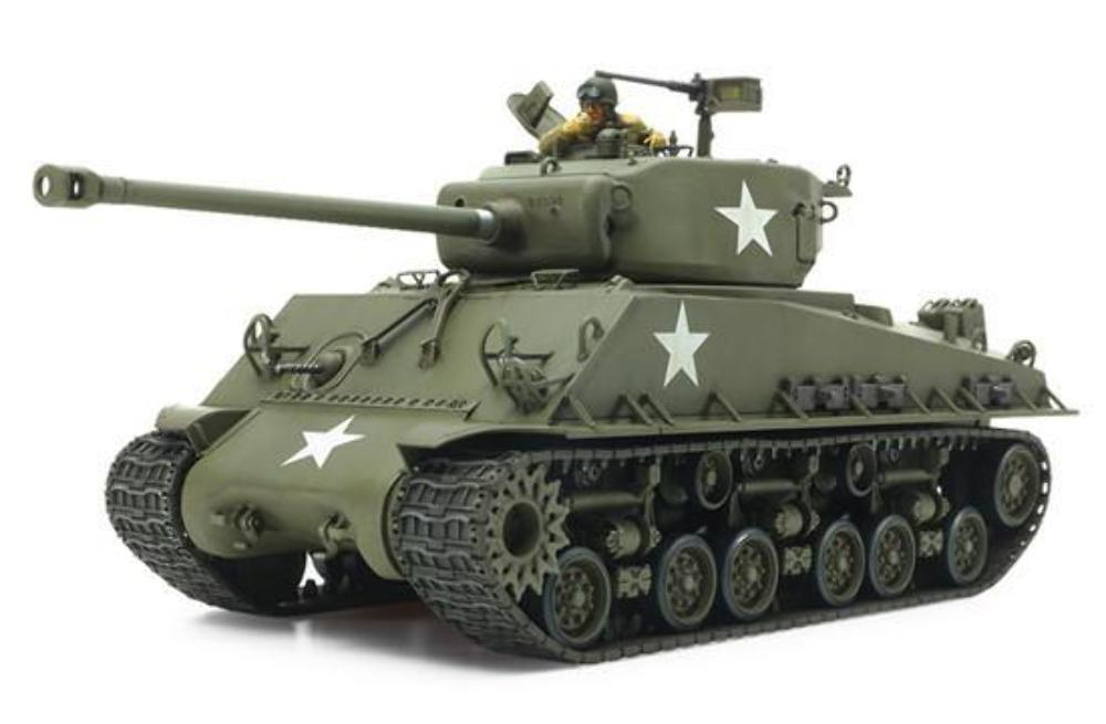 Tamiya U.S. Medium Tank M4A3E8 Sherman  Easy Eight  European Theater