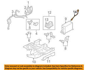 05 lancer o2 sensor diagram wiring circuit \u2022 transmission wiring diagram mitsubishi oem 03 05 lancer oxygen o2 sensor mn153010 ebay rh ebay com universal oxygen sensor wiring diagram universal oxygen sensor wiring diagram
